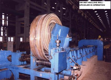 Secondhand 2hi Reversible Hot Rolling Mill Used