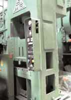 Double-column press